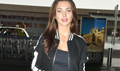 Amy Jackson Snapped At International Airport