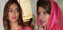 Priyanka and Illeana at Anurag...