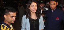 Anushka Sharma Snapped At International Airport