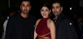 Anushka Sharma Cuts Her Birthday Cake At Bombay Velvet's First Screening With Cast And Friends