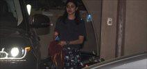 Anushka Sharma's Bday Last Night At Vikas Bahl's Place