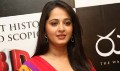 Anushka at Rudramma Devi Trailer Launch