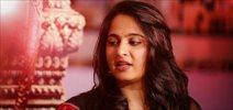 Anushka at Rudramma Devi Promotions