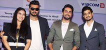 Arjun, Ayushmann, Abhay, Bhumi and others at FICCI-Frames day 3