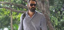 Arjun Rampal Snapped With His New Bearded Look At Airport