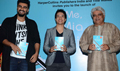 Arjun Kapoor, Javed Akhtar Launched Debashish Irengbam's Book ME, MIA, Multiple