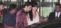 Ranbir, Ranveer, Sonam and Katrina snapped at Arjun Kapoor's birthday bash