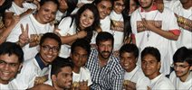 Bajrangi Bhaijaan First Look Launch With Salman Khan Fans