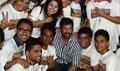 Bajrangi Bhaijaan First Look Launch With Salman Khan Fans