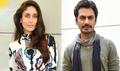 Kareena & Nawazuddin Snapped At Bajrangi Bhaijaan Media Interactions