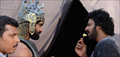 Baahubali New Working Stills