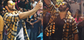 Varun Dhawan Promotes Badlapur At HL College Ahmedabad