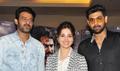 Tamannaah Bhatia, Rana Daggubati & Prabhas grace 'Baahubali' media meet