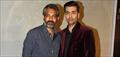 Bahubali song launch with Karan Johar and Rajamouli