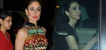 Kareena & Karishma Kapoor Get A New Look At B'Blunt Salon