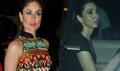 Kareena And Karishma Kapoor Snapped Post AD Shoot