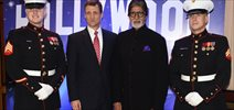 Amitabh Bachchan During The 239th Anniversary Of US Independence