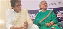 Big B And Jaya Launch Cataract New Eye Centre