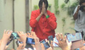 Amitabh Bachchan Meets His Fans On A Routine Sunday