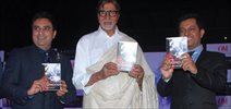 Amitabh Bachchan Launches Rohit Khilnani's Book 'I Hate Bollywood'