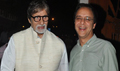 Amitabh Bachchan Snapped At Vidhu Vinod Chopra Office