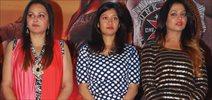 Jaya Prada At The Launch Of The Marathi film 'Biker's Adda'