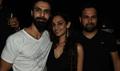 Ashmit Patel DJs With Drum Boodha At Bolly Star DJ Nites
