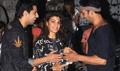 Akshay Kumar, Sidharth Malhotra And Jacqueline Fernandez Land In Mumbai
