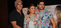 Akshay, Sidharth And Jacqueline At Brothers Promotion