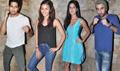 Ranbir, Katrina, Sidharth  And Alia Snapped At Brothers Screening