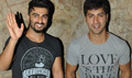 Varun, Arjun Kapoor And Others At Welcome Back Screening