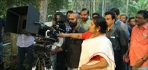 Chandrettan Evideya Movie Shooting Spot