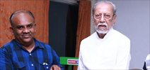 Charuhasan's Thinking On My Feet Launched