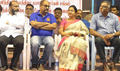 Radhika Sarathkumar At Chinnathirai Artist Association Press Meet