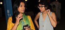 Kiran Rao And Nandita Das At Cineplay Festival Act Opening