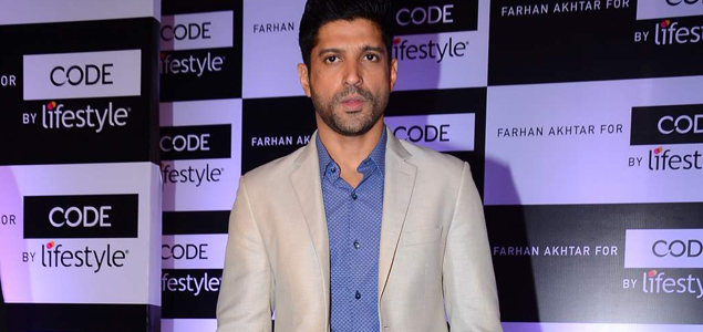 Farhan Akhtar Launches Code For Lifestyle