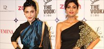 Shilpa Shetty And Shruti Hassan At Craftsvilla Femina Event