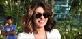 Priyanka Chopra & Anil Kapoor arrive from 'Dil Dhadakne Do' Delhi promotions