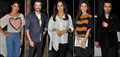 Celebs At Dil Dhadakne Do First Look Preview By Anil Kapoor