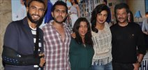 First Look Launch Of Dil Dhadakne Do At  Lightbox