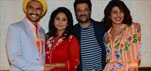 Dil Dhadakne Do Media Meet In Mehboob Studio
