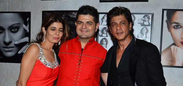 Dabboo Ratnani calendar launch with Bollywood biggies