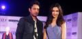 Deepika & Irfan at Piku-Melange by Lifestyle Fashion Event