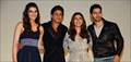Launch of the song Gerua from Dilwale