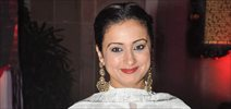 Divya Dutta  at Isckon for Ram Navami