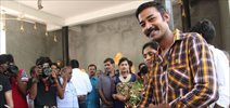 Dooma Kozhi Movie Pooja