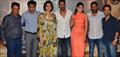 Ajay Devgan, Tabu And Shriya Saran At Drishyam Media Meet