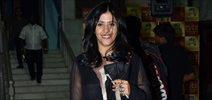 Ekta Kapoor at Bharat Gaurav Achievement award