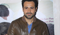Emraan Hashmi Promotes Mr X On TV Sets