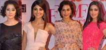 Femina Miss India finals red carpet